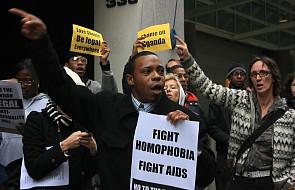 """""""Nie będzie dyskryminacji homoseksualistów"""""""