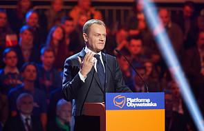 Tusk: wieprzowa szarża PiS jest nietrafiona
