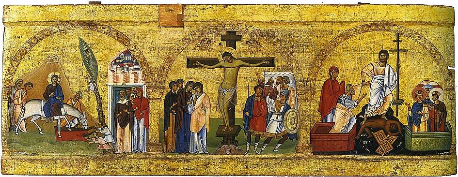 Rekolekcje z ikoną - Wjazd Jezusa do Jerozolimy - zdjęcie w treści artykułu