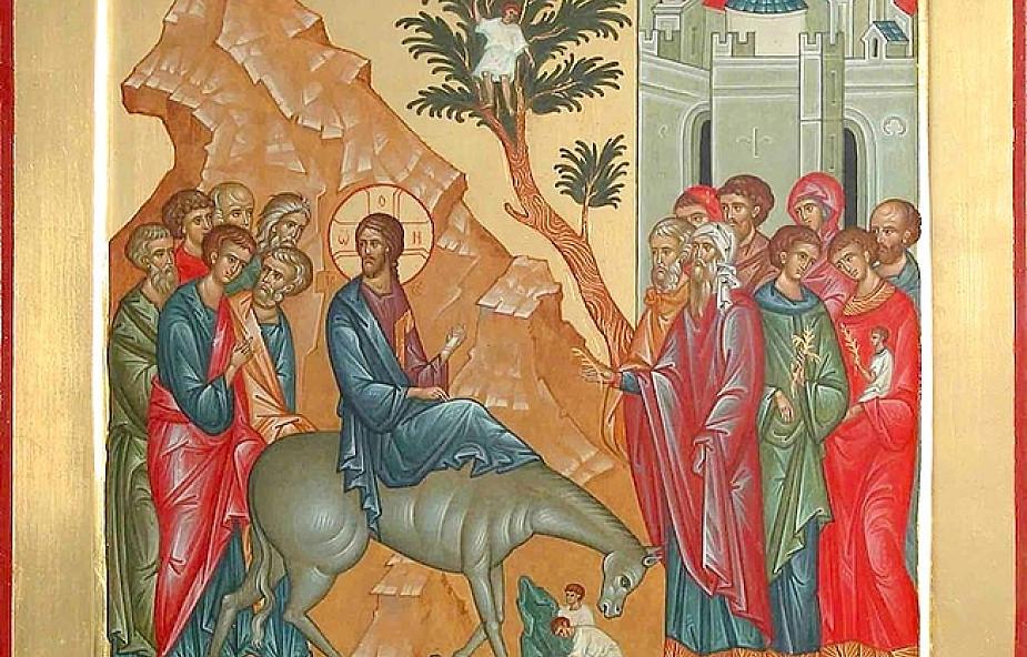 Rekolekcje z ikoną - Wjazd Jezusa do Jerozolimy