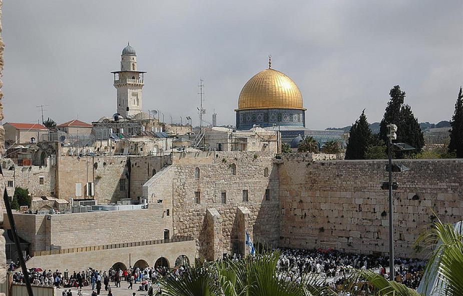 Jerozolima: tysiące pielgrzymów na Wielkanoc