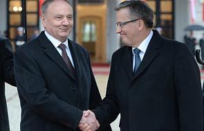"""""""Polska popiera prozachodni kurs Mołdawii"""""""