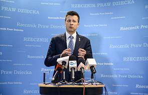 Rzecznik Praw Dziecka o tragedii w Suwałkach