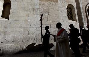 Wielki Piątek w Jerozolimie i Ziemi Świętej