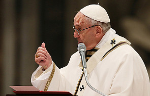 Franciszek: małżeństwu pomagają trzy słowa