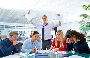 Jak poprawić atmosferę w pracy?