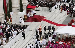 """Jan XXIII i Jan Paweł II to """"dwaj ludzie mężni"""""""