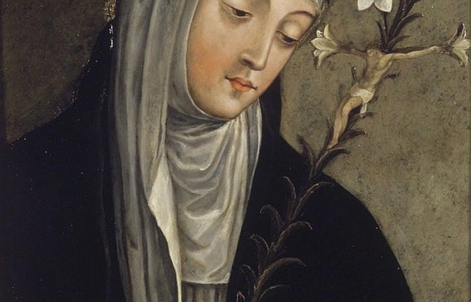 Św. Katarzyna ze Sieny - Patronka Europy