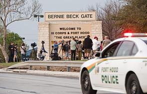 USA: zabici i ranni w strzelaninie w Fort Hood