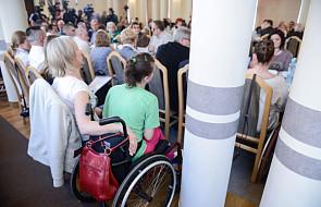 Okrągły stół ws. niepełnosprawnych. Co dalej?