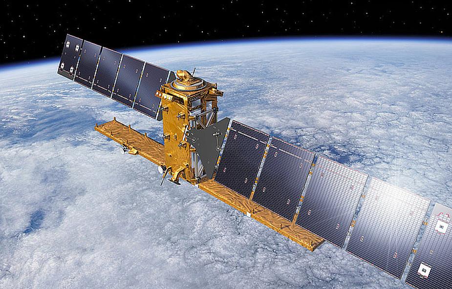 Wystrzelono nowego europejskiego satelitę