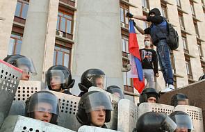 Separatyści zajęli siedzibę SBU w Doniecku