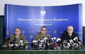 NPW: nie ma śladów wybuchu w Tu-154M
