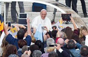 Papież: Cykl katechez o darach Ducha Świętego