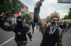 Donieck: separatyści zajęli budynek prokuratury