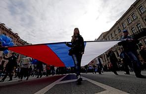 """Rosja: plany Kijowa """"działaniem pozorowanym"""""""