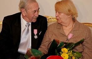 Jan Kobuszewski obchodził swoje 80. urodziny