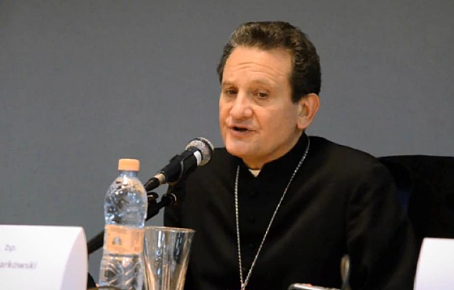 Bp Markowski o żywym świadectwie wiary