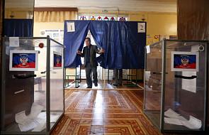 Ukraina: referendum i strzały pod Słowiańskiem