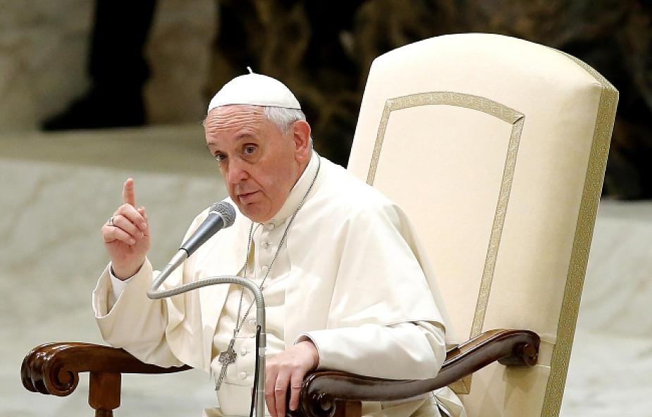 Papież: Czego ludzie nie wybaczają księżom?