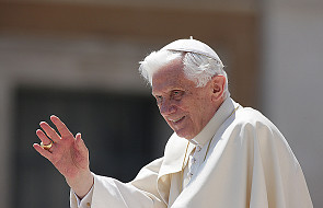 Patriarcha Bartłomiej o Benedykcie XVI