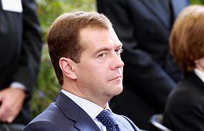 Miedwiediew: Moskwa może ukarać Mołdawię
