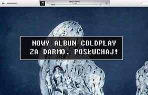 Posłuchaj nowego albumu Coldplay za darmo!