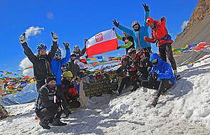Polacy przejechali rowerami Himalaje