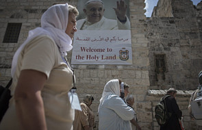 Ta pielgrzymka papieża przejdzie do historii