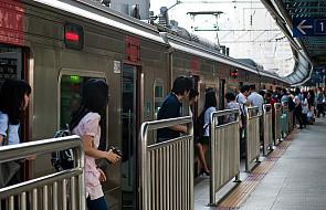 170 rannych w wypadku metra w Seulu