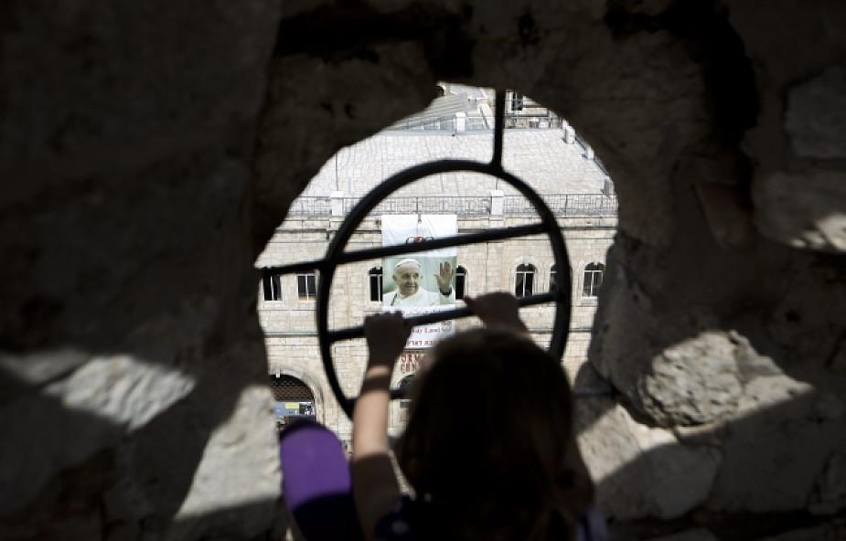 Do jakiego Izraela jedzie papież Franciszek?