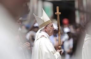 Franciszek w Ziemi Świętej