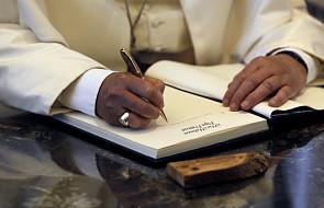Papież podpisze przyszłą adhortację o rodzinie?