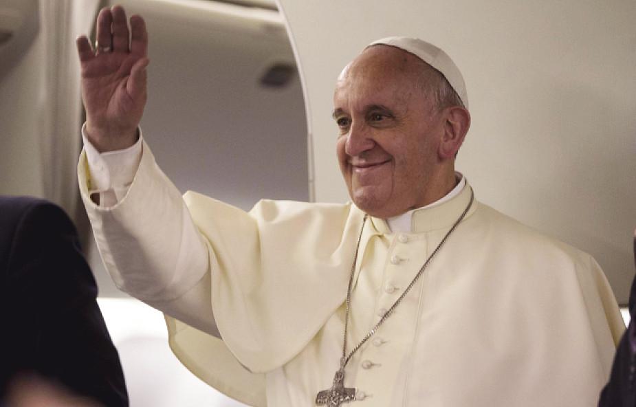 Papież o pedofilii, celibacie, reformie i aferach w Kurii