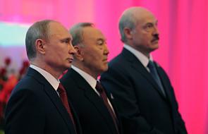 Tworzą Eurazjatycką Unię Gospodarczą