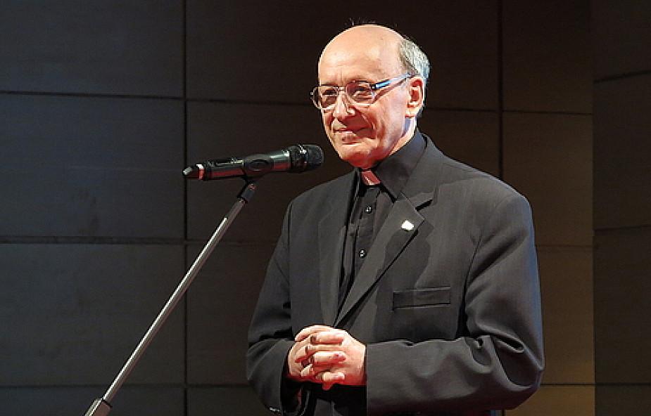 Order Orła Białego dla ks. prof. Hellera