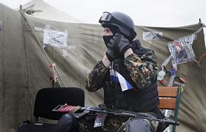 Konflikt między separatystami w Doniecku