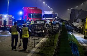 W majowy weekend na drogach zginęło 36 osób