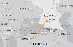 UE zaostrza stanowisko ws. South Streamu