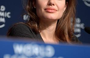 Angelina Jolie o porwaniach licealistek w Nigerii
