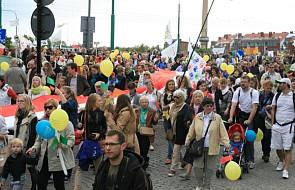 Rodziny na Marszach dla Życia i Rodziny