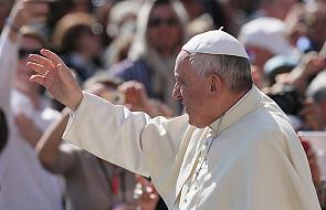 Papież Franciszek o darze bojaźni Bożej