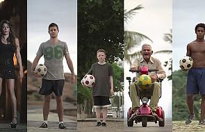 Bo piłką nożną trzeba się bawić!