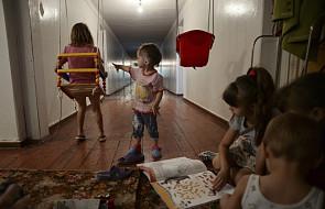 Uprowadzone dzieci wracają na Ukrainę