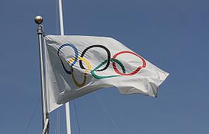 Flaga olimpijska ma już 100 lat