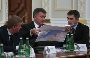 Śledztwo przeciwko szefowi MSW Ukrainy
