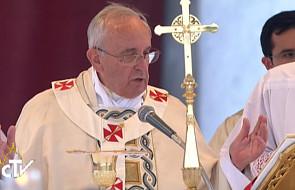 """""""Nie pieniądz czy władza, lecz Eucharystia"""""""