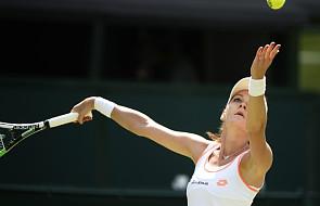 Radwańska w trzeciej rundzie Wimbledonu