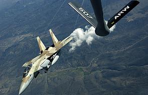Ataki izraelskiego lotnictwa na Strefę Gazy