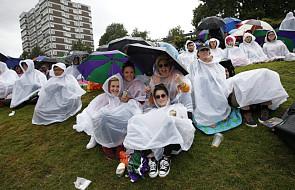 Wimbledon:  mecze odwołane przez deszcz